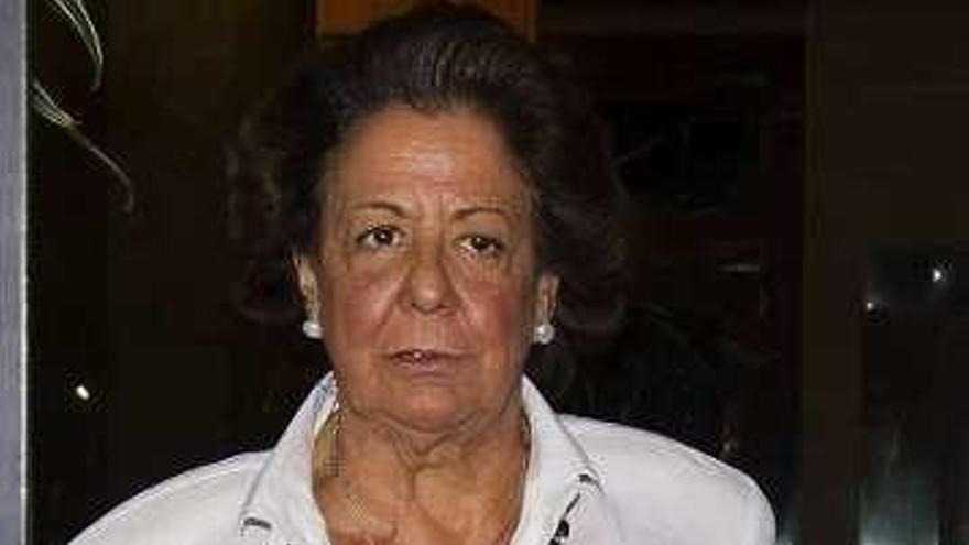 El PSOE solicita al Supremo personarse como acusación contra Rita Barberá