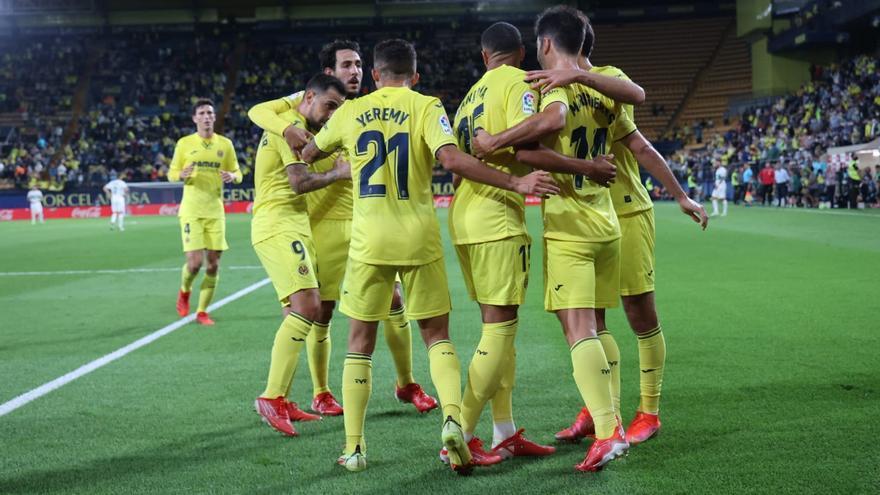El Villarreal rompe ante el Elche la racha de 13 partidos sin ganar