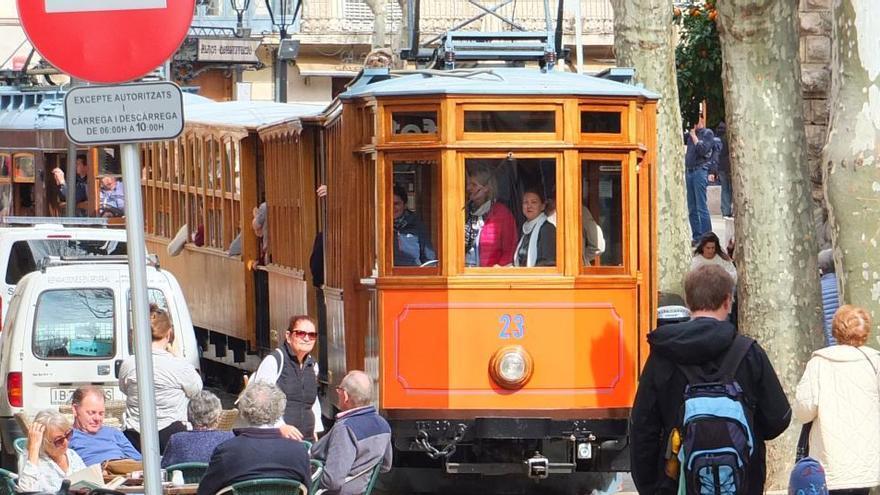 Straßenbahn von Sóller fährt wieder