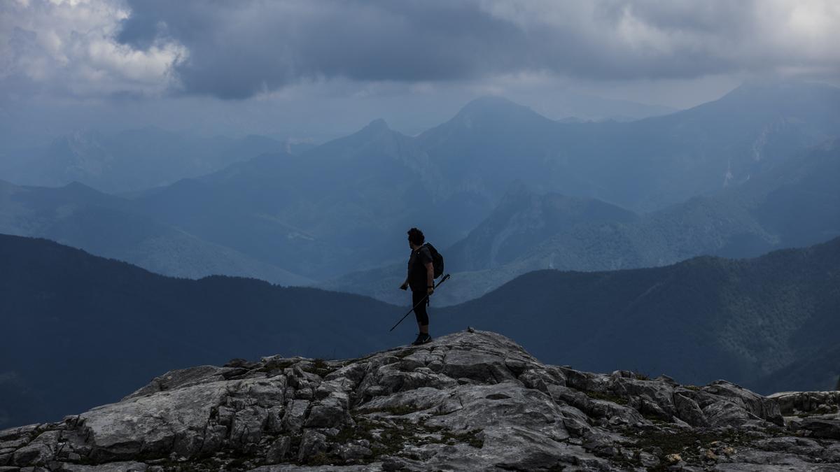 En la Groenlandia de los Picos de Europa