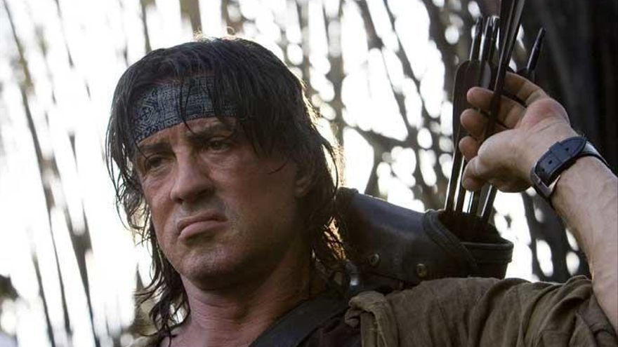 'Rambo V' busca exteriores en Canarias