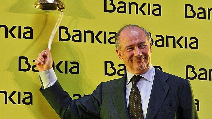 La justícia de la UE avala que grans inversors reclamin a Bankia per la sortida a borsa