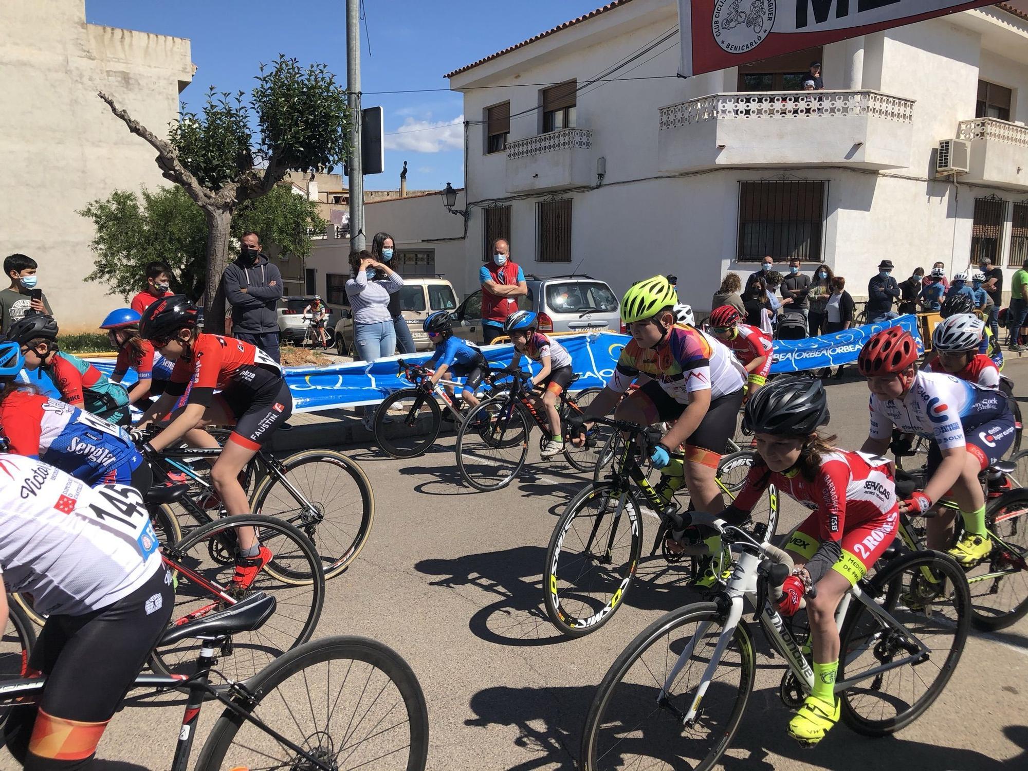 Primera Reunión de las Escuelas de Ciclismo de Castellón 2021