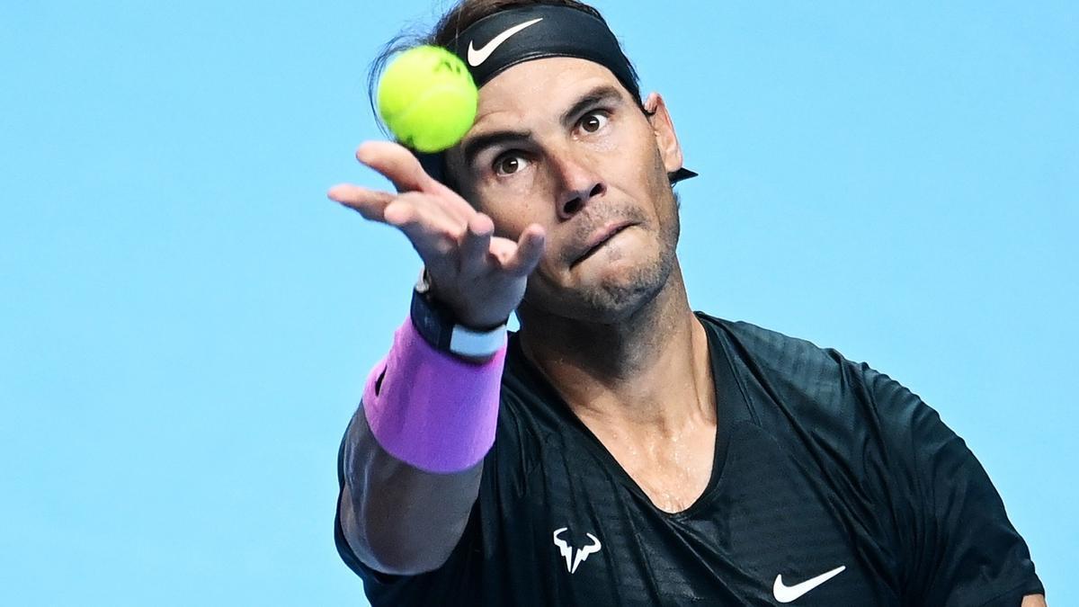 Nadal se enfrenta este jueves a Tsitsipas en busca de un puesto en las semifinales.