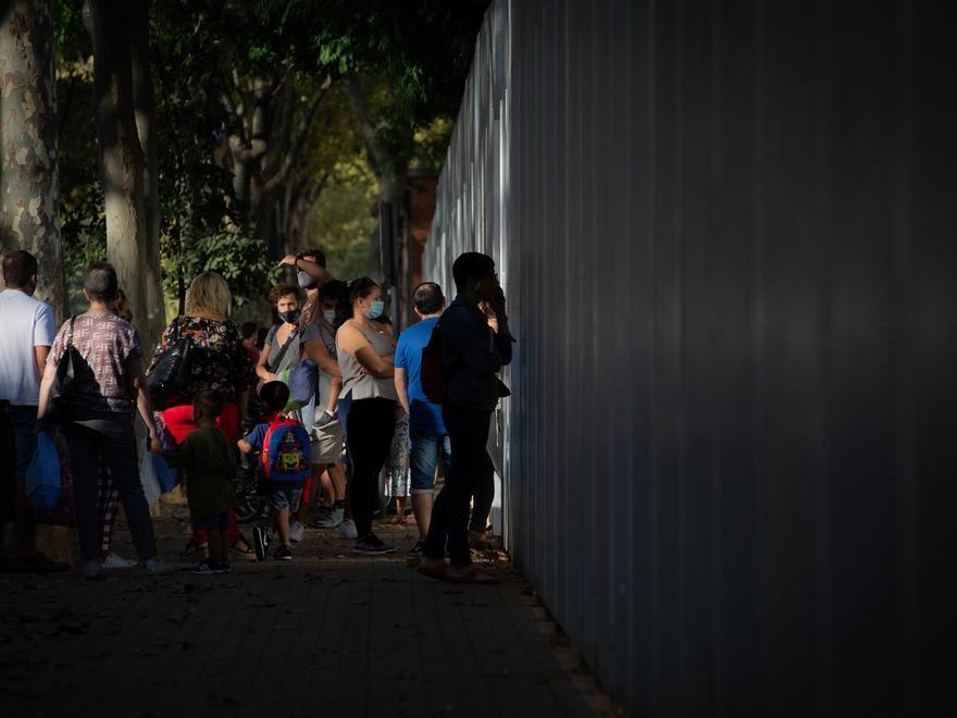 Catalunya comptabilitza 223 grups escolars confinats i dos centres tancats