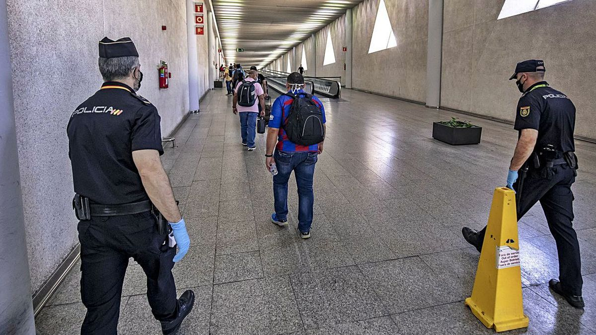 El uso policial de las cámaras de Son Sant Joan llega a los tribunales