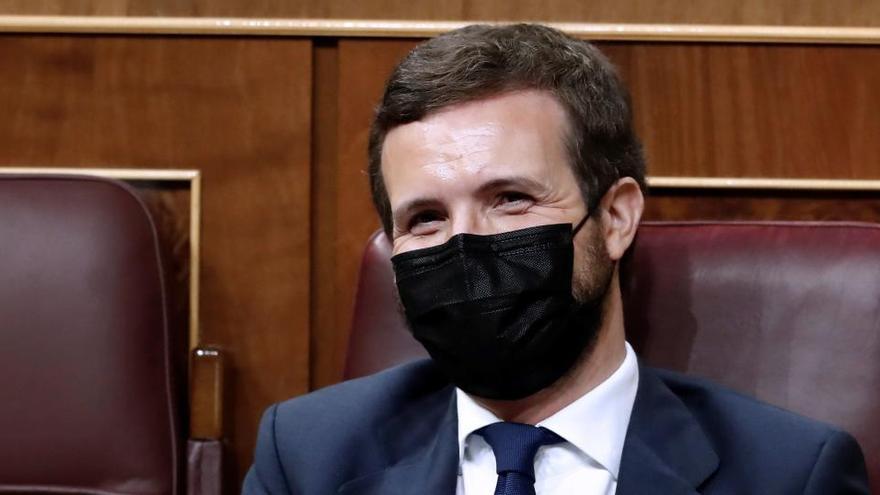 """Casado dice que Sánchez no le devuelve las llamadas: """"Entra en la mala educación"""""""
