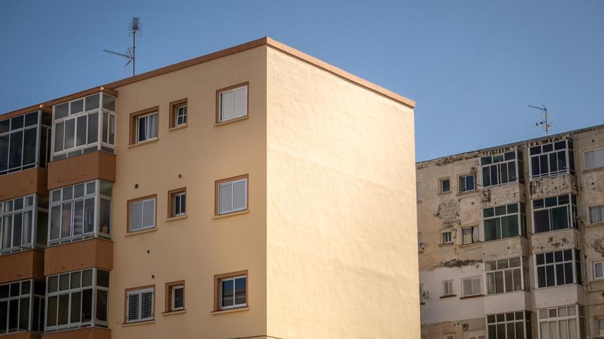 Crecen los embargos de viviendas en Canarias
