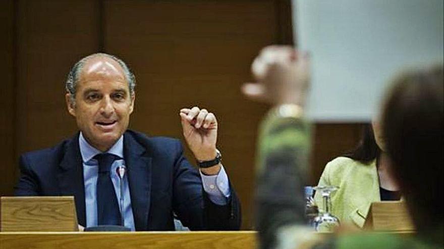 Francisco Camps vol ser candidat a alcalde a València