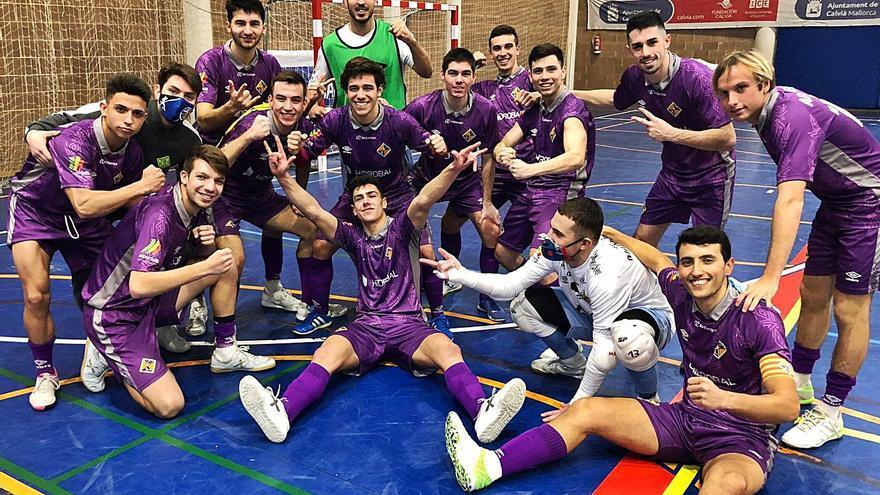 ETB Hidrobal Calvià, la juventud lidera la Segunda B