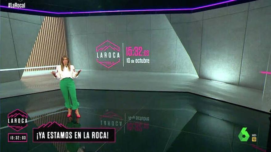 """Así ha sido el estreno de 'La Roca' con Nuria Roca al frente: """"Qué ganas tenía de estar con vosotros"""""""