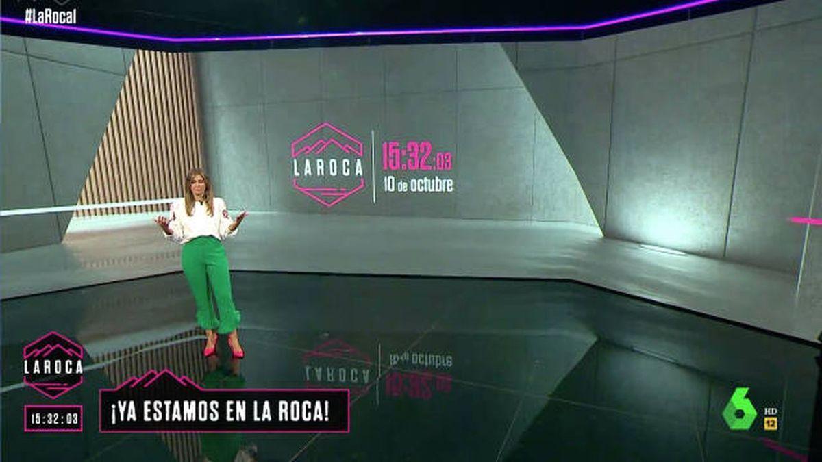 Nuria Roca en 'La Roca'.