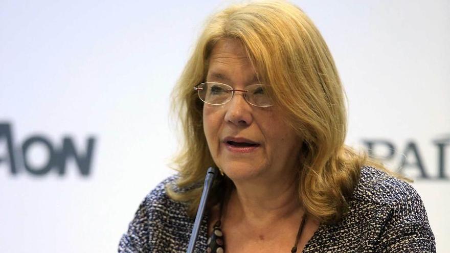 La exministra y expresidenta de la CNMV Elvira Rodríguez presidirá la empresa estatal Tragsa