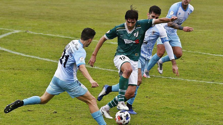 Primer punto para el Coruxo, próximo rival del Deportivo