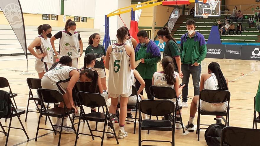 Unicaja-Real Betis, en chicos, y Unicaja-Maristas de Córdoba, en chicas, finales del Campeonato de Andalucía Júnior