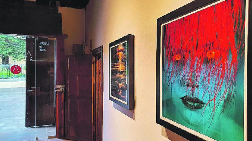 La lagunera Galería Artizar vuelve a abrir sus puertas en el casco lagunero