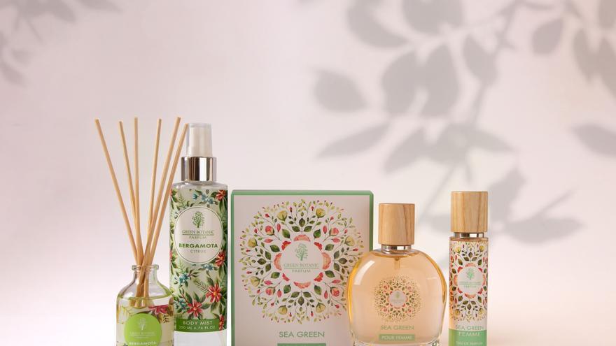 Green Botanic, nueva gama de perfumes y cosmética para el cuidado de la piel y del medio ambiente