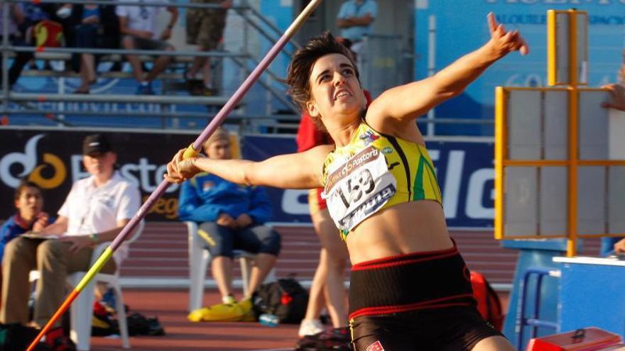 Las medallas como rutina: Carmen Sánchez logra su octava presea en jabalina en un campeonato de España