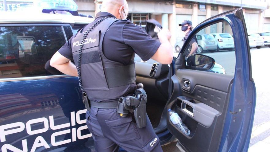 Detenida en València tras agredir a su madre de 91 años por negarse a darle dinero