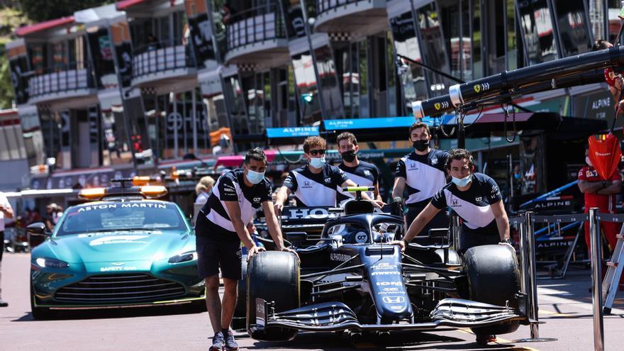 Horario del GP de Mónaco de Fórmula 1 en Montecarlo