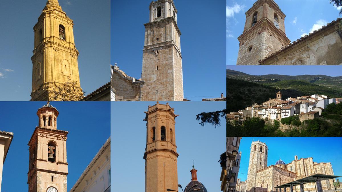 FotoLos 10 campanarios más antiguos de Castellón.
