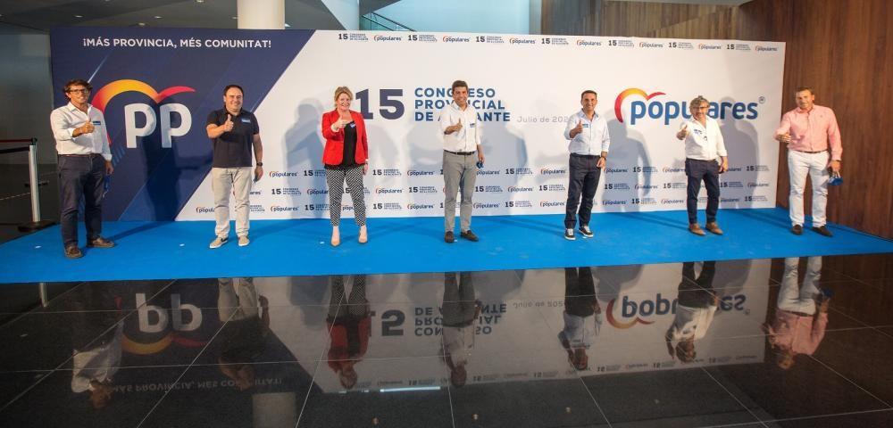 El PP celebra su congreso en Alicante