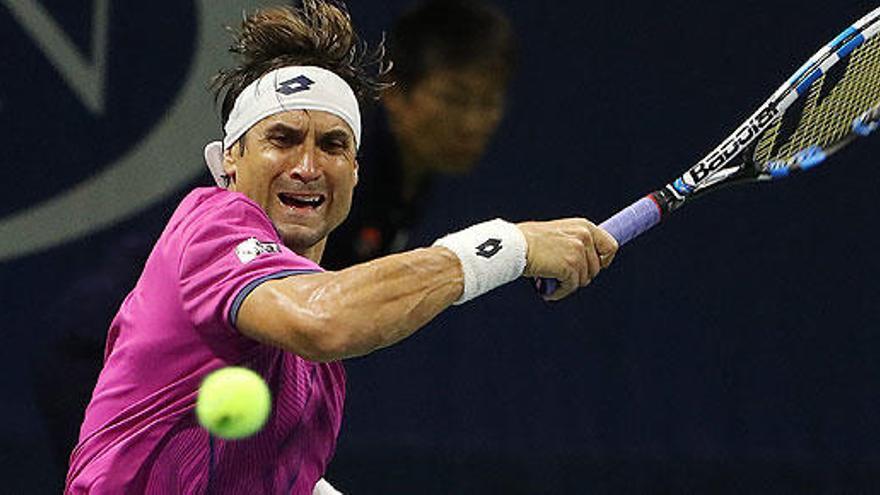 Ferrer no falla frente a Fognini y sigue adelante en el US Open