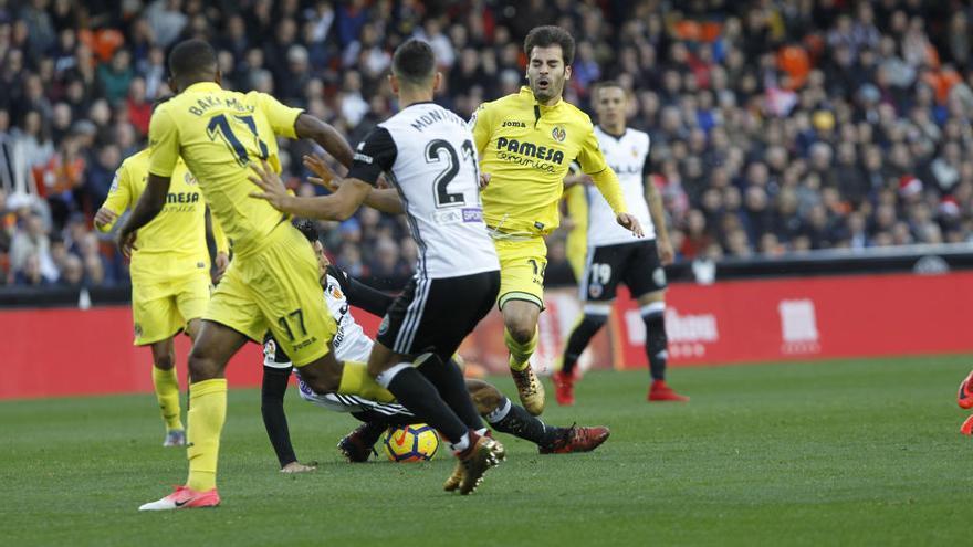 El Villarreal lleva cuatro años sin perder en Mestalla