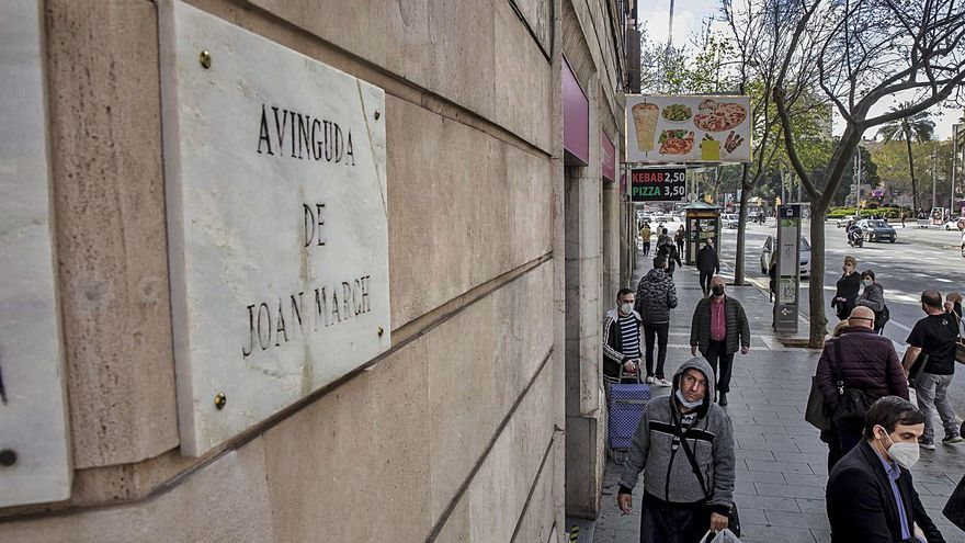 Cort mantiene el cambio de nombres fascistas de las calles pese a la controversia