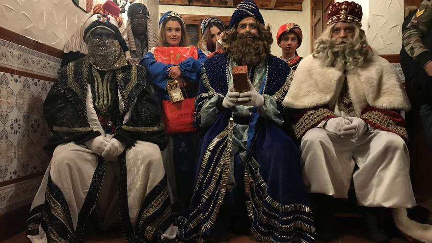 Los Reyes Magos recibirán a los niños de Sax en la Plaza Mayor