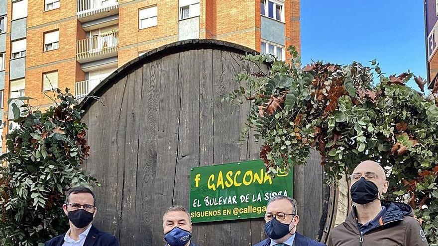"Un amagüestu simbólico y ""libre de Covid"" regresa este fin de semana a Gascona"