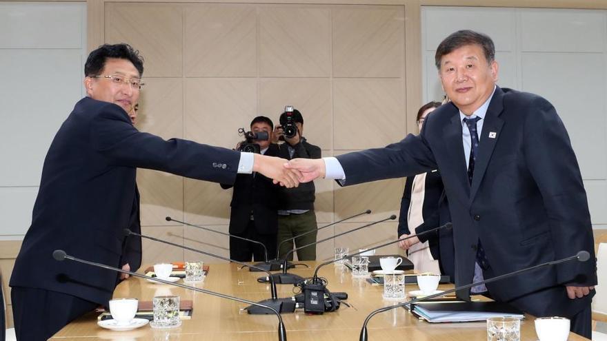 Las dos Coreas optarán juntas a los Juegos de 2032