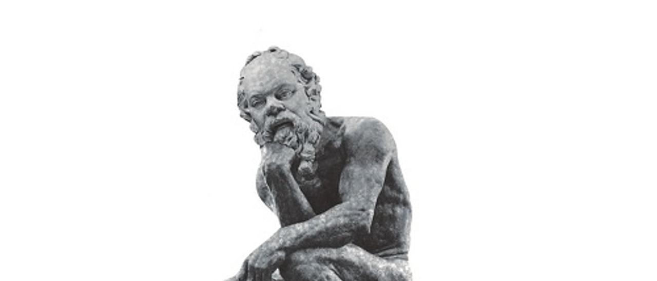 Ilustración pandemia filosofía