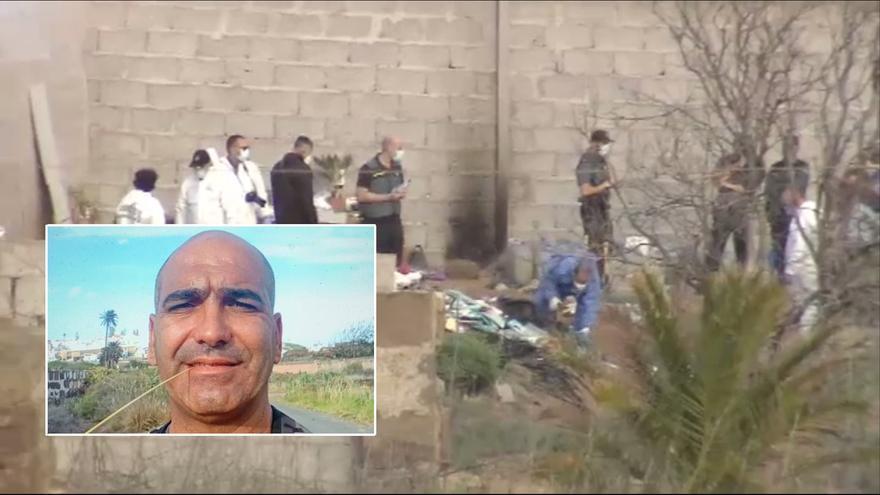 El presunto autor del crimen machista de Gáldar se entrega en Lanzarote