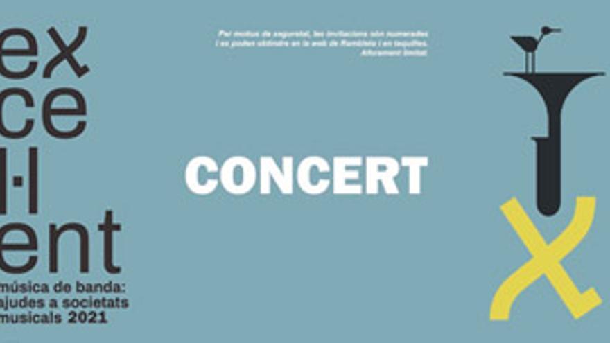 Unió Musical L'Horta de Sant Marcel·lí. Concert Excel·lent
