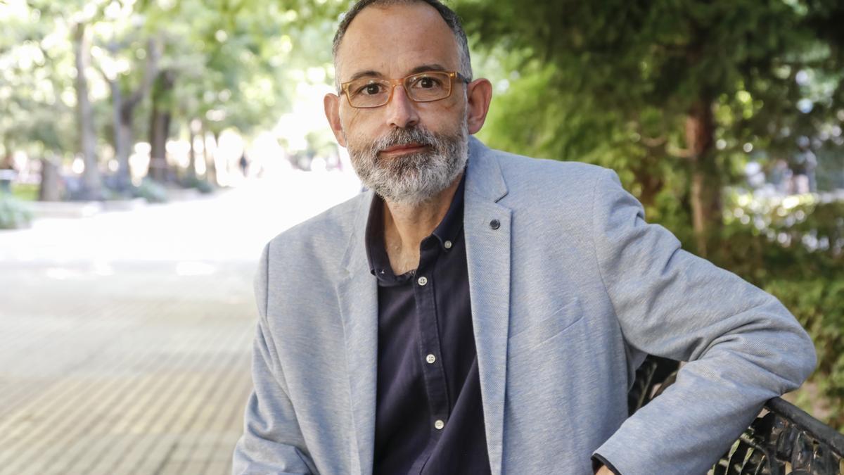 Francisco Palomino, nuevo director del festival de teatro clásico de Alcántara.