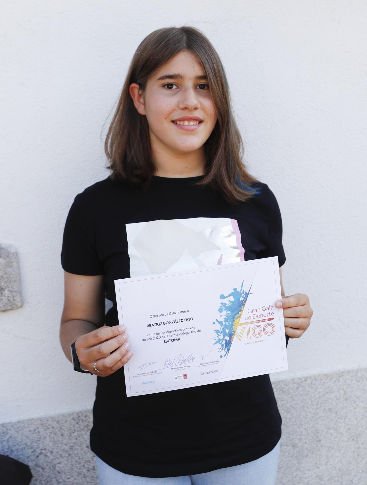 Beatriz González Tato-Esgrima