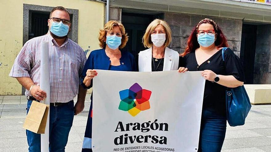 Varios municipios se suman a Aragón Diversa