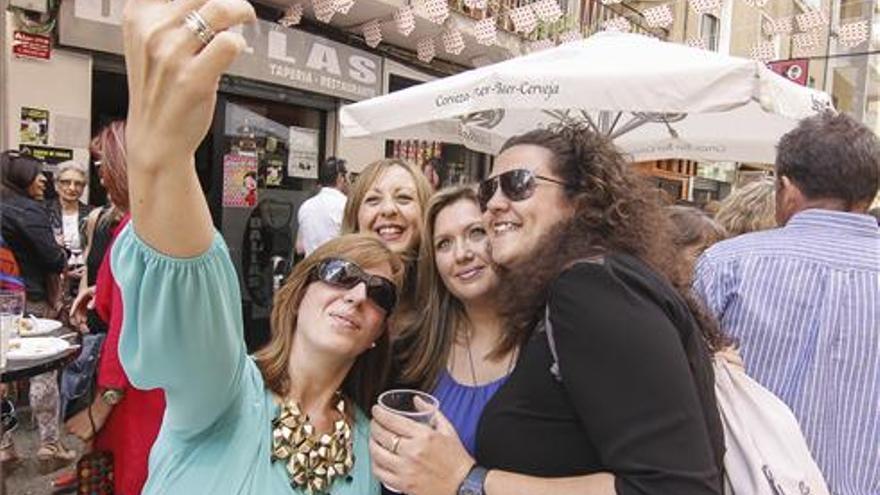 Salaya impulsará San Miguel para potenciar la Feria de Día y ayudar a los hosteleros y al comercio