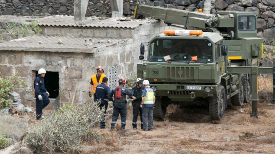 Una nueva pista telefónica reactiva la búsqueda de Juana Ramos en Arucas