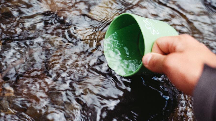 Descobreixen un mètode natural per a descontaminar l'aigua