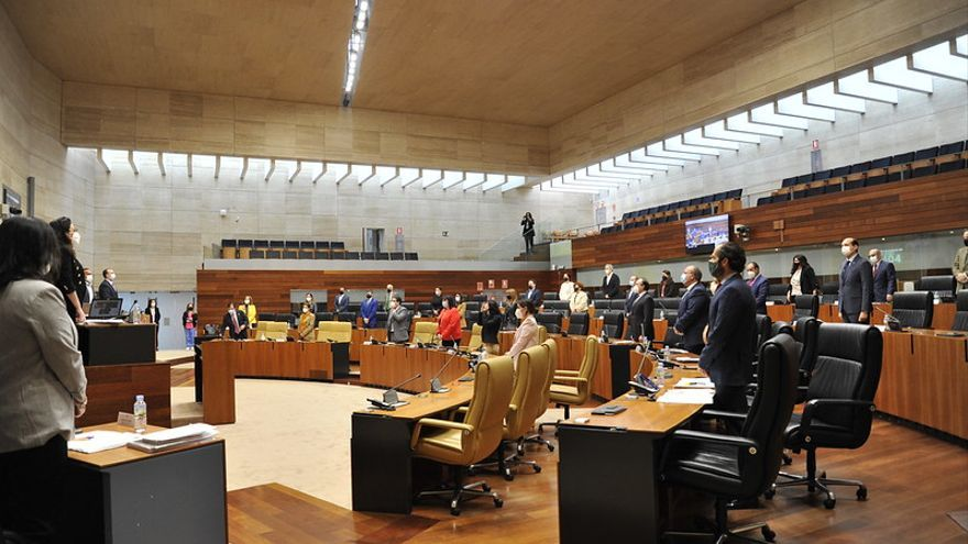 El debate de la Asamblea se centra en la despoblación, el covid y la nueva PAC