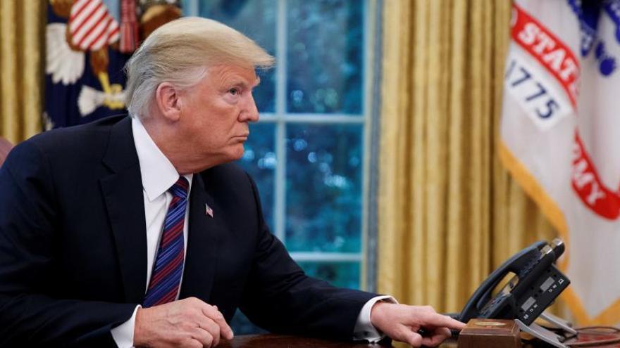 Trump retrasa dos semanas las deportaciones