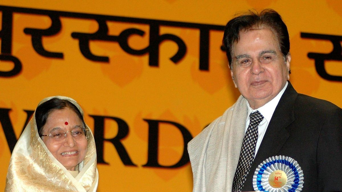 Dilip Kumar dies at the age of 98, an icon of Bollywood's golden age.