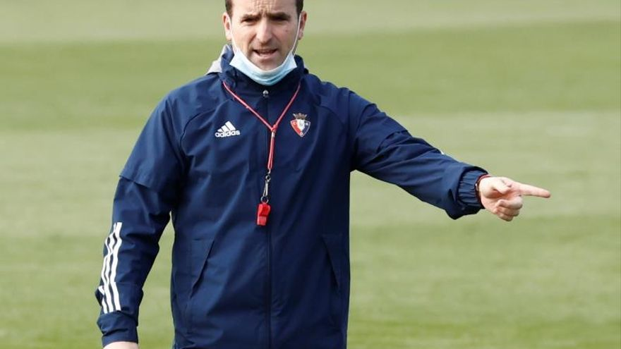 Jagoba Arrasate: «Si al Mallorca le dejas correr, te mata»