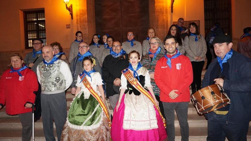 La tradición de la Nit d'Albaes llega este fin de semana a Paterna