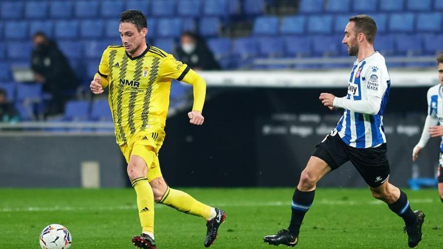 El análisis del partido ante el Espanyol: un Oviedo de dos caras, timorato al inicio y valiente al final