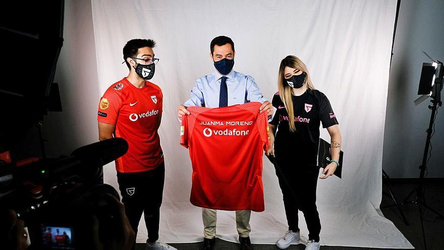 'Home of Giants' suma  un centro de esports a la Málaga tecnológica