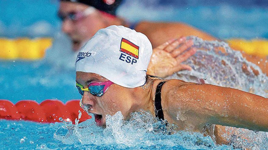 Die eiserne Willensstärke von Mallorcas Schwimmtalent