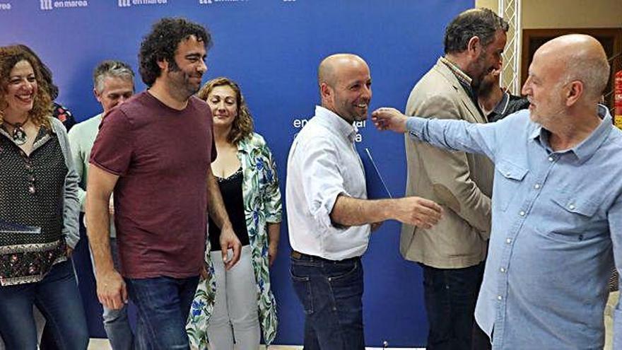 La marcha de Villares  y tres diputados al grupo mixto sella el fracaso de En Marea